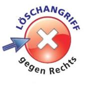 Löschangriff gegen Rechts - Logo