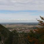 Blick von der Viershöhe auf Thale