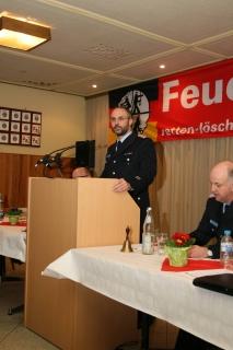 Jens Kallmeyer bei seinem Grußwort