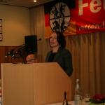 Mona Achterberg, 2. stellv. Gemeindebürgermeisterin