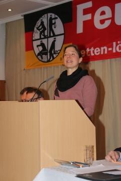 Pastorin Debora Becker