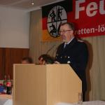 Ortsbrandmeister Torsten Helfers