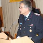 Brandabschnittsleiter Horst Holderith