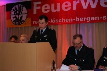Stellvertretender Jugendwart Dennis Brandt