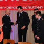 Gratulation zur Beförderung von Cord Peter von der Wroge