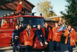 Jugendfeuerwehr, 1995