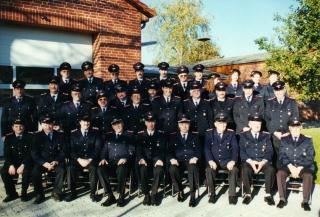 Gruppenbild, 1995